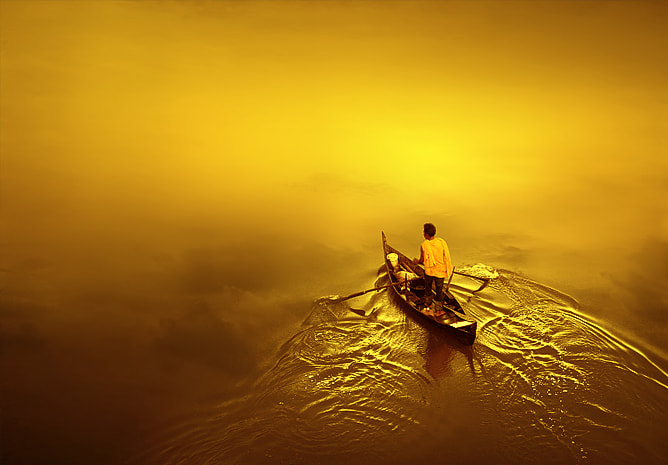 Photograph the golden sea by Teuku Jody  Zulkarnaen on 500px