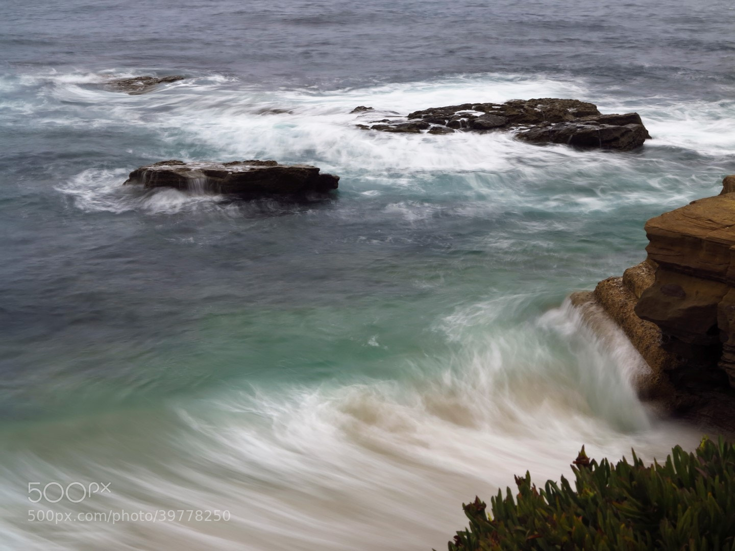 Photograph La Jolla Flow by Norm Cooper on 500px