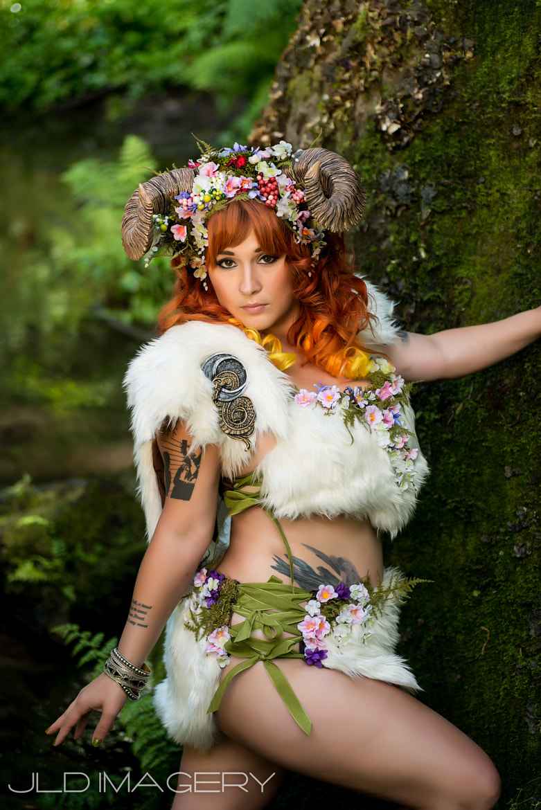 Photograph Maenad by Jessica Lindsay Drake on 500px