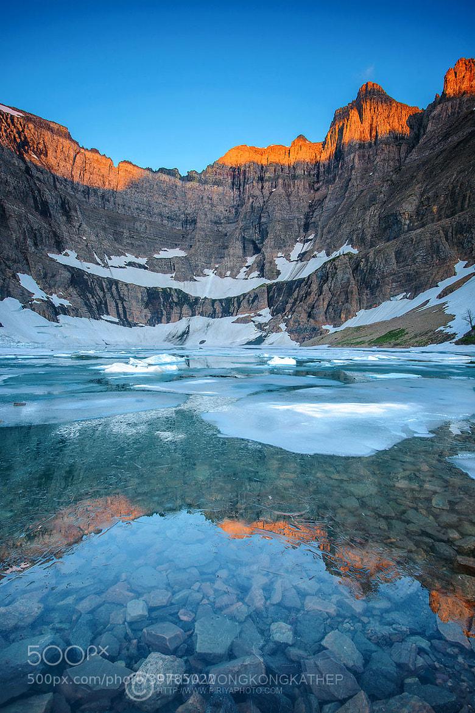 Photograph Fire and Iceberg by Pete Wongkongkathep on 500px