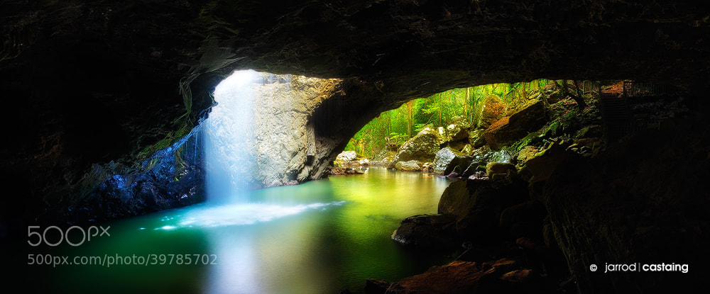Photograph Natural Bridge by Jarrod Castaing on 500px