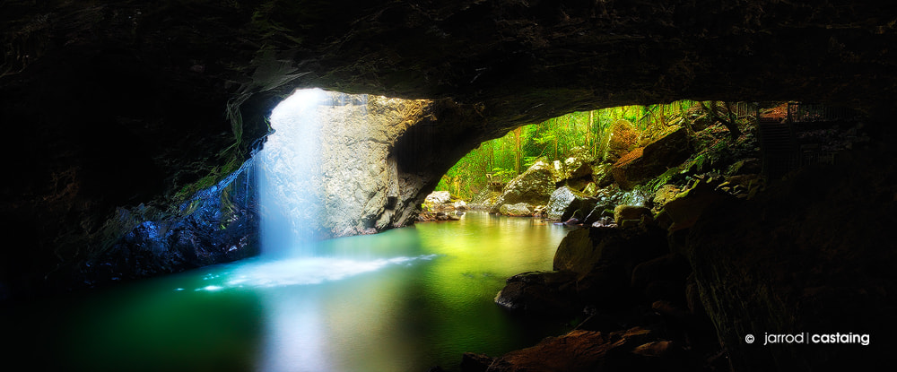 Photograph Natural Bridge by Jarrod Castaing on 500px