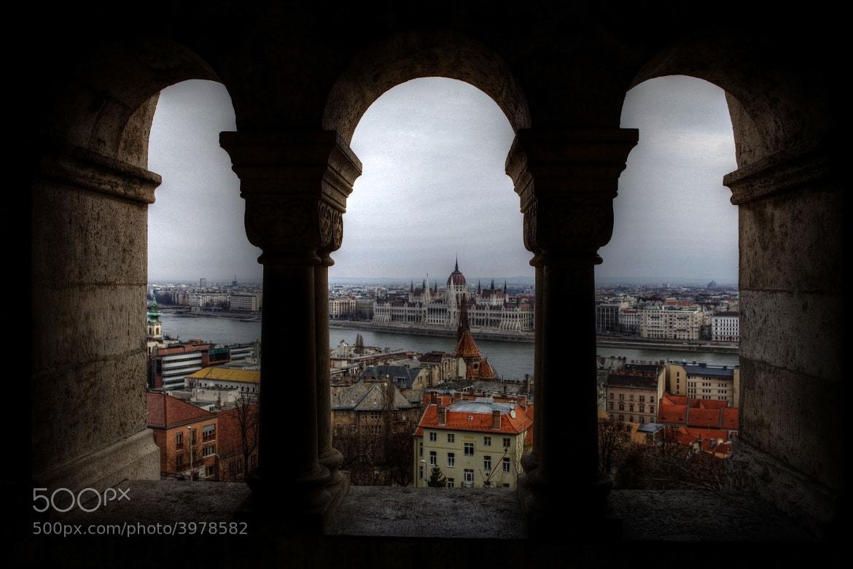 Photograph  Budapest from Fisherman's Bastion by Béla Török on 500px