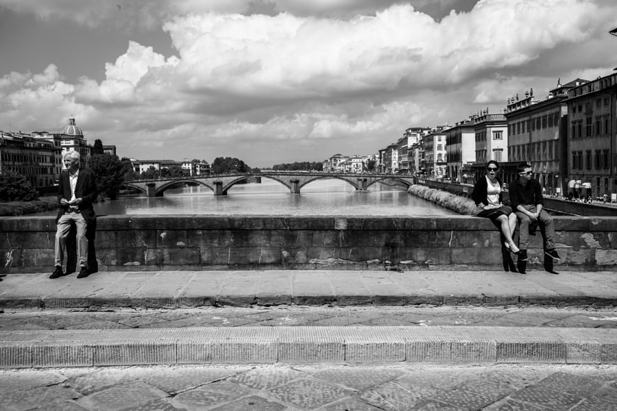 Firenze Bridges