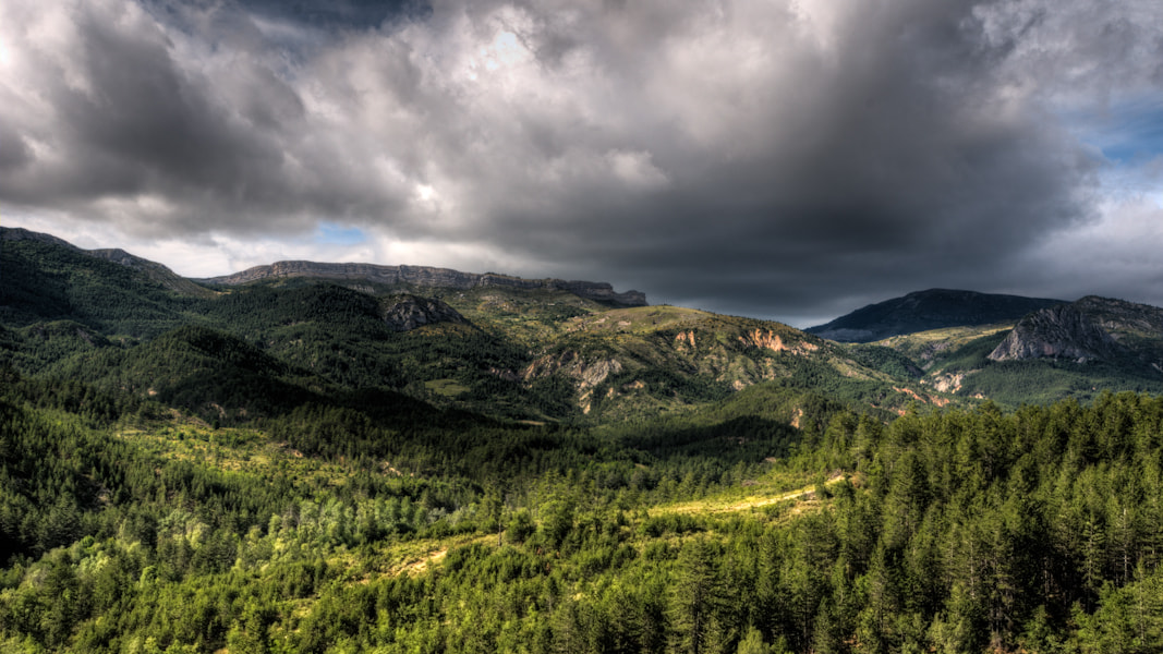 Photograph French landscape by sander chauvel on 500px