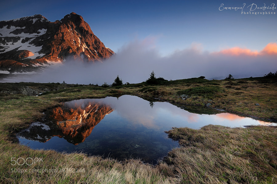 Photograph Sweet prelude to the night by Emmanuel Dautriche on 500px