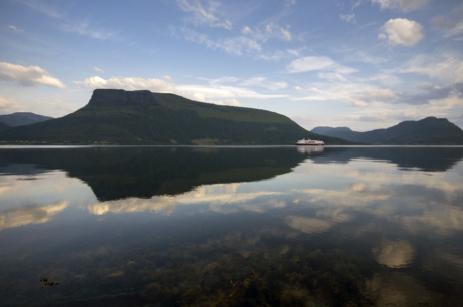 Photograph Fjord by Justas R on 500px