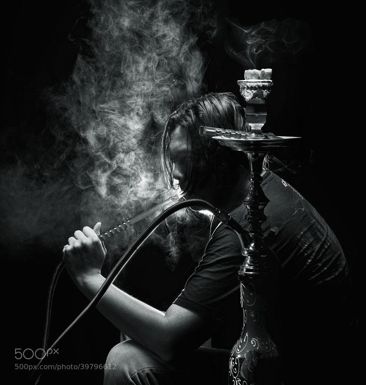Photograph smoker#43 by Yaman Ibrahim on 500px