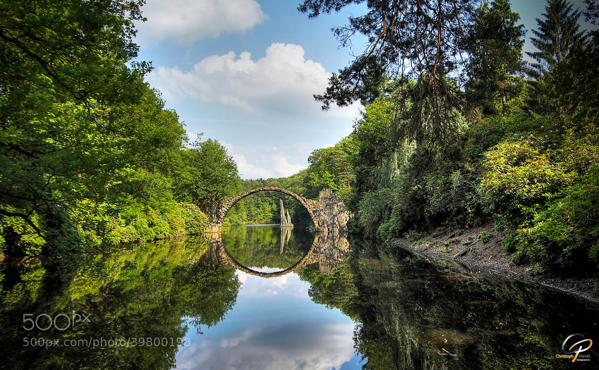 Photograph mystic bridge by Christoph Perret on 500px