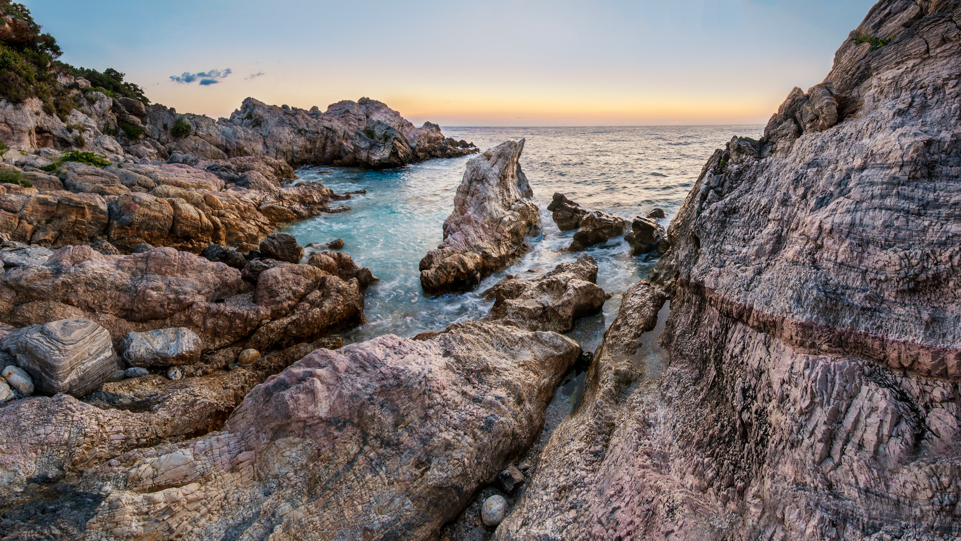 Photograph Rockscape in Greece, mt Pelion by George Kopanas on 500px