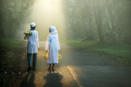 welcoming ramadhan by dewan irawan