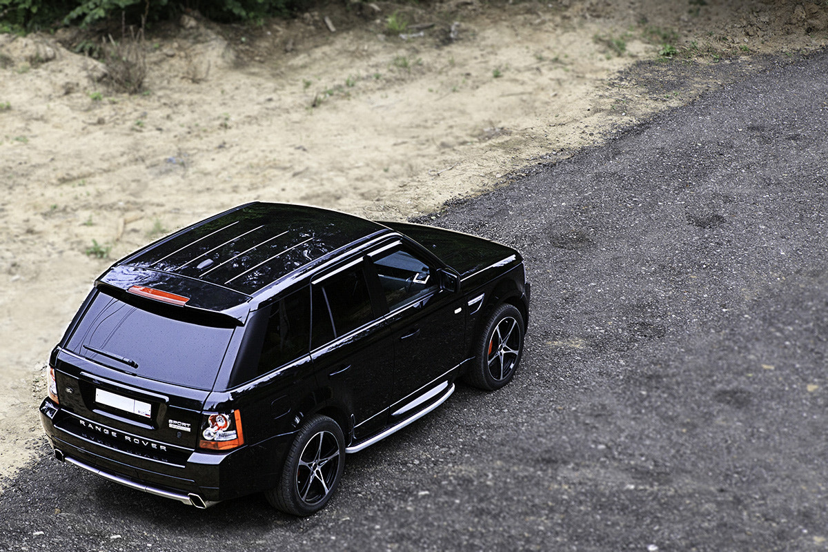Photograph Range Rover Sport Stormer by Andrey Ponomarev on 500px