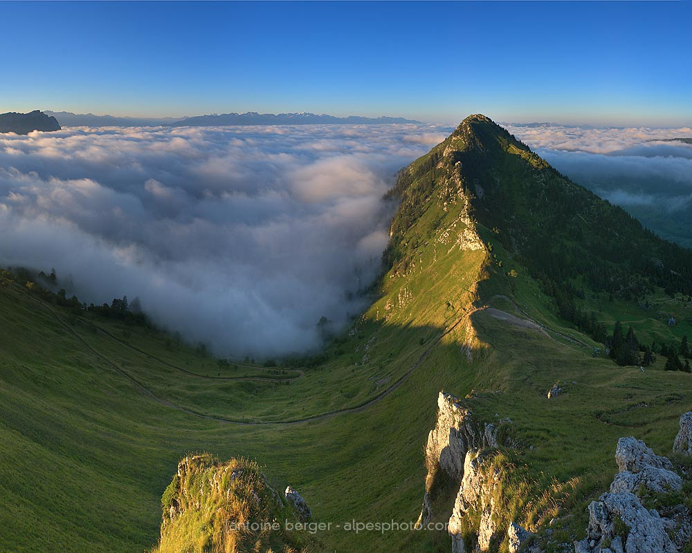 Photograph sea of clouds by Antoine Berger on 500px