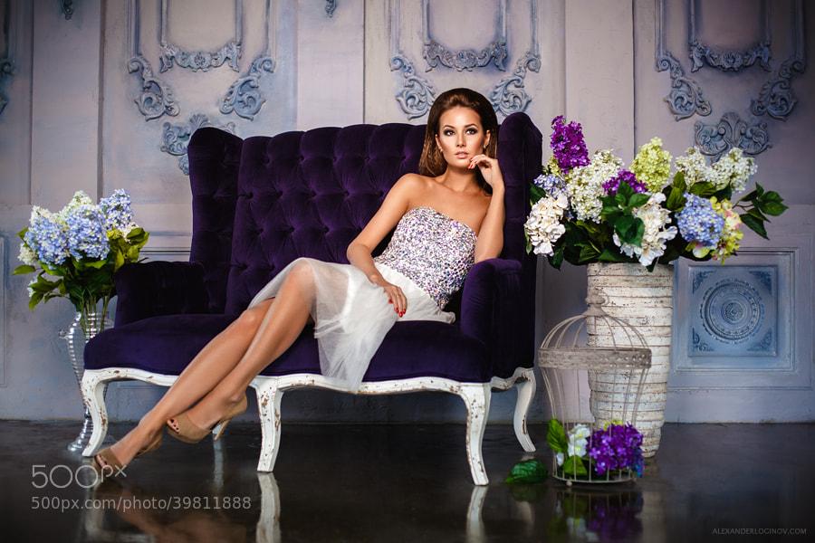 Photograph Arina by Alexander Loginov on 500px