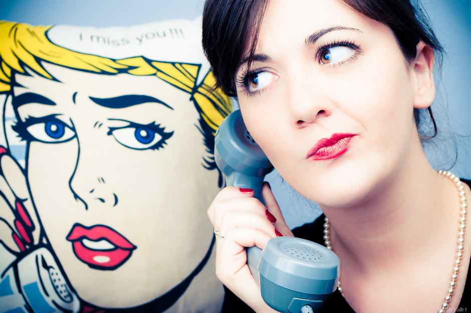 Photograph Telephone by Niko VALLET on 500px