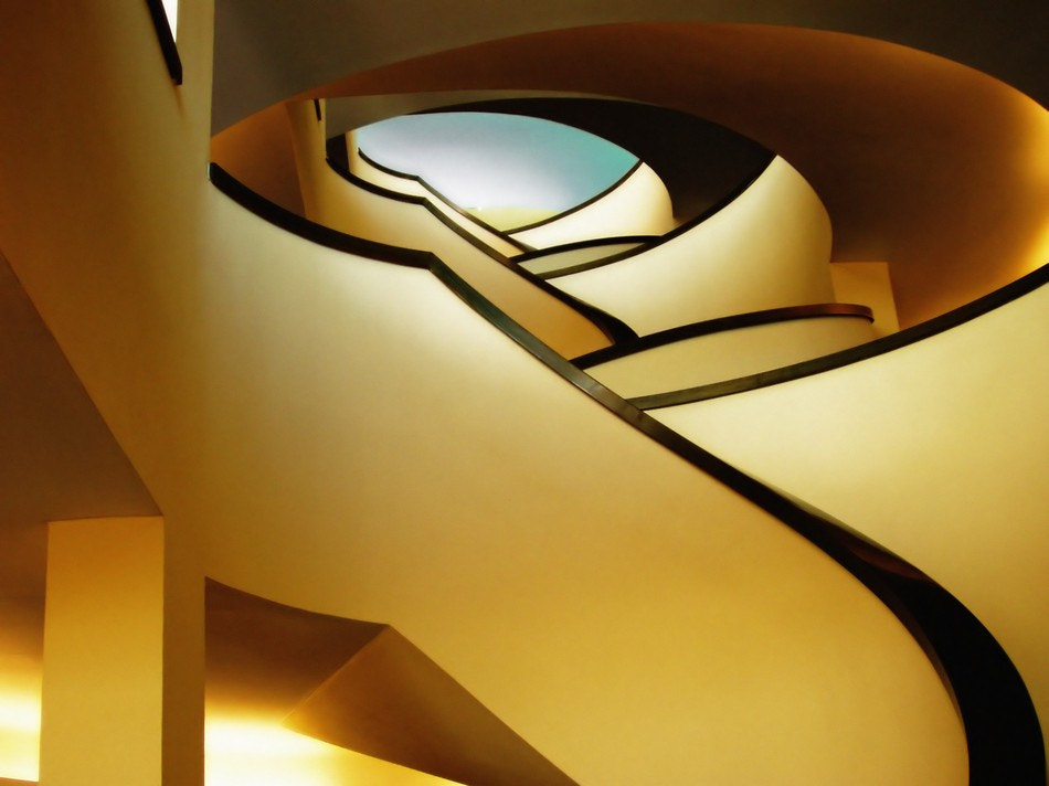 Photograph Stairway to heaven by Michel Bochet-Mérand on 500px