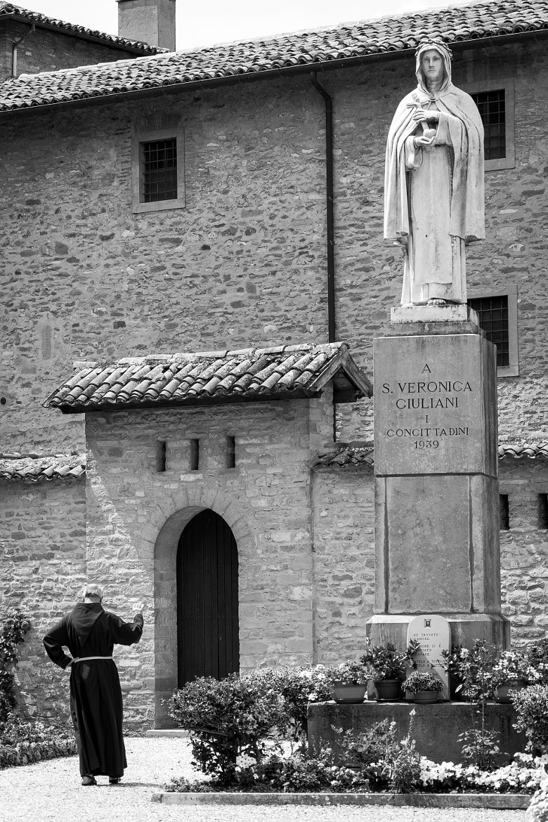 Photograph Friar & saint by Giuseppe Muccioli on 500px