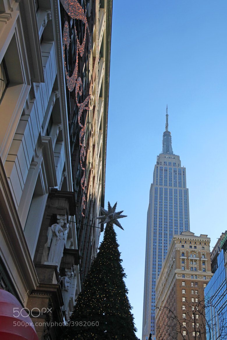 Photograph Empire State and Macy*s by Michael Grossman on 500px