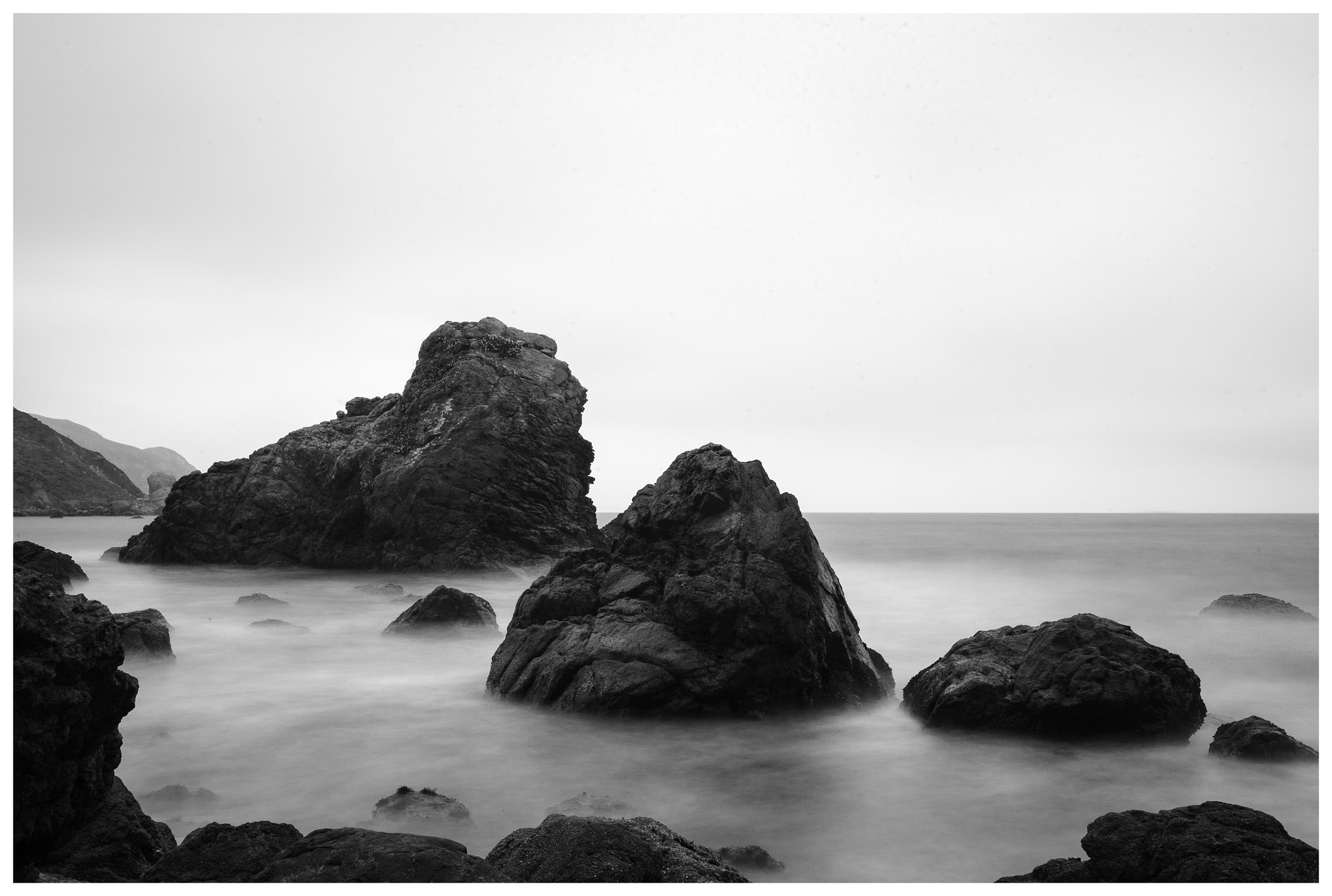 Photograph Muir Beach (III) by Michael Hocter on 500px