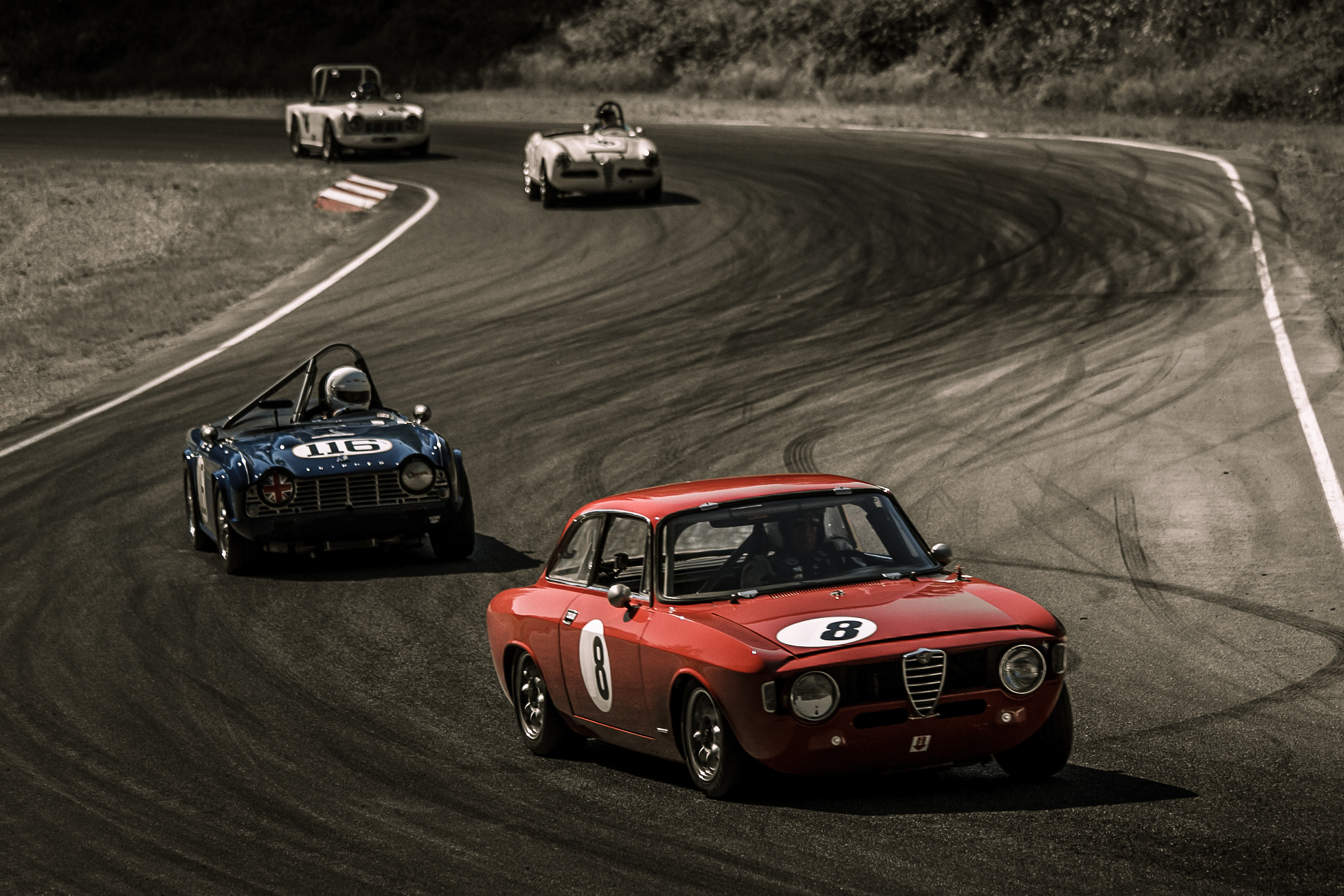 Photograph 2013 Historics 1 by Jason Groepper on 500px