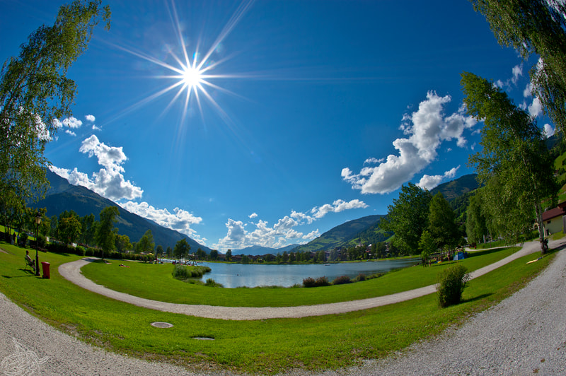 Photograph zell am see by Ibraheem Alnassar on 500px