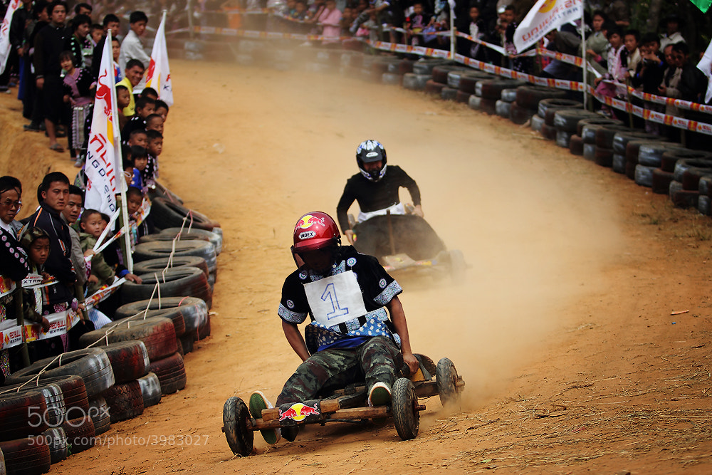 Photograph TRIBE RACING  by Piya Palapunya on 500px