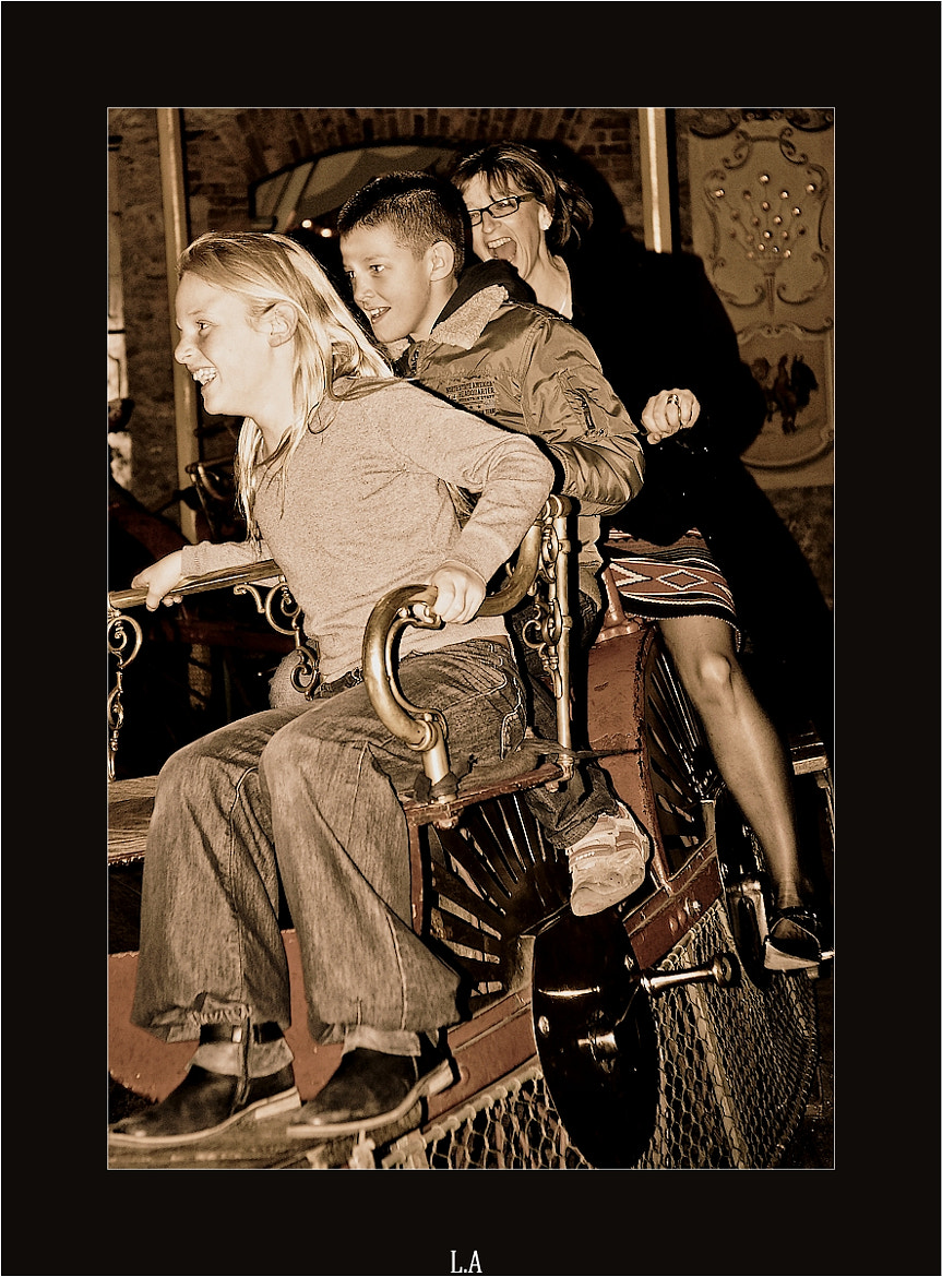Photograph On the merry-go-round by Loïc Auffray on 500px