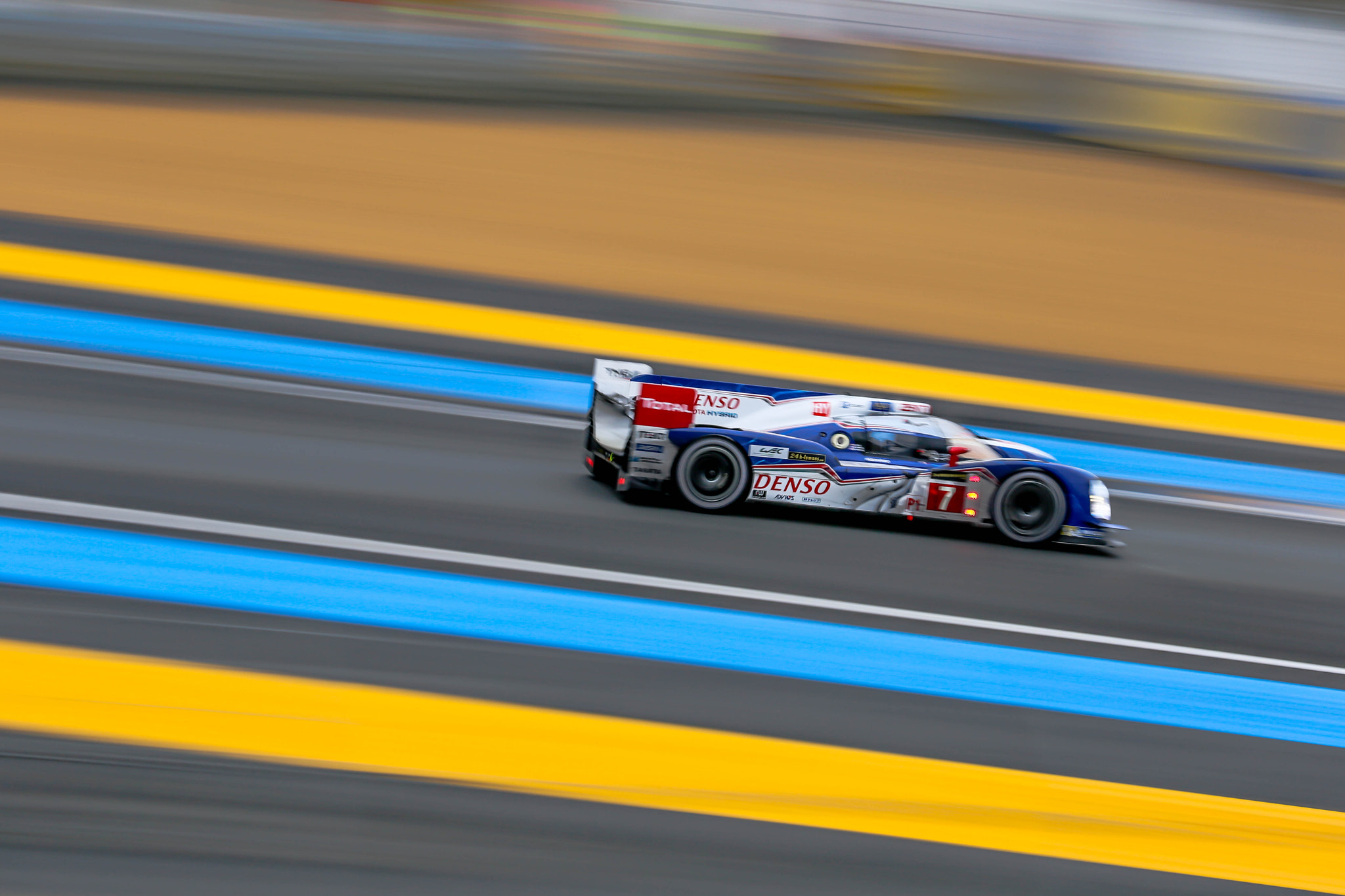 Photograph Toyota TS030 - 24h du Mans 2013 by Bruno Vandevelde on 500px