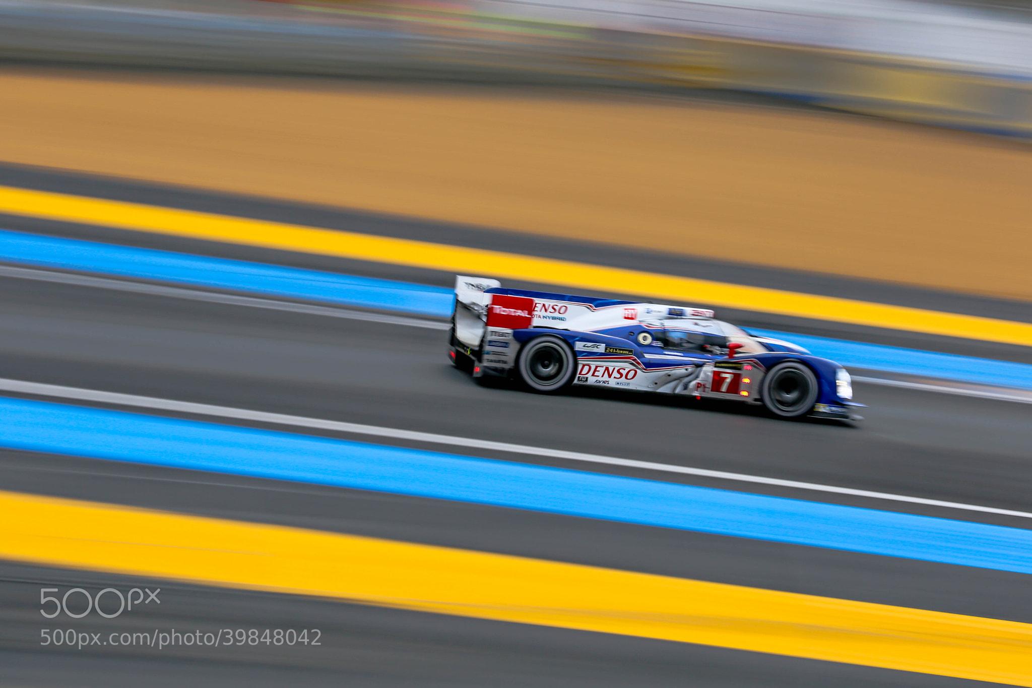 Photograph Toyota TS030 - 24h du Mans 2013 by Bruno Vandevelde on 500px