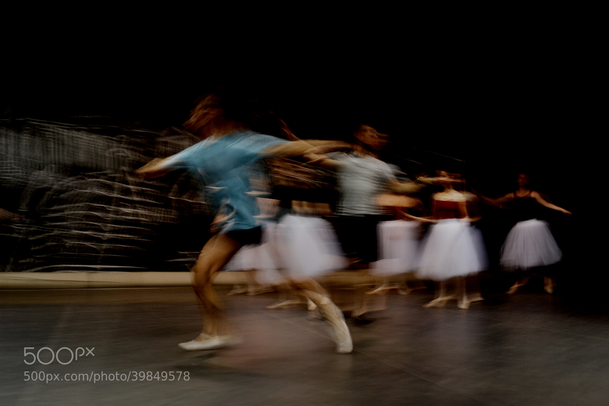 Photograph Dance by Ben Jenko on 500px