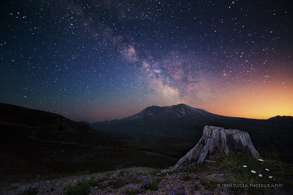 Photograph Crater of Life by Josh Kulla on 500px