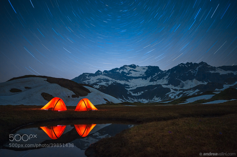 Photograph Million stars hotel by Andrea Vallini on 500px