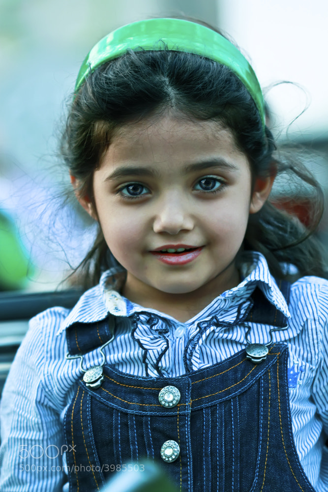 Photograph smile by Fahad  Alateeq on 500px