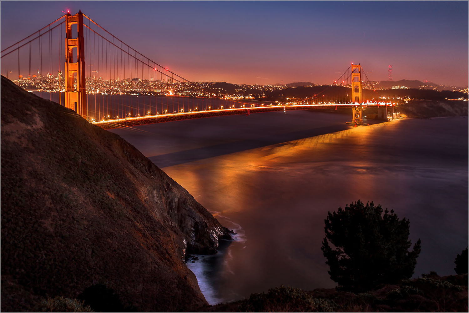Photograph All Lit Up by Brian Clark on 500px