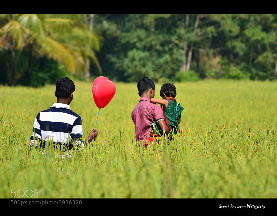 Photograph The old days memories... by Ganesh Payyanur on 500px