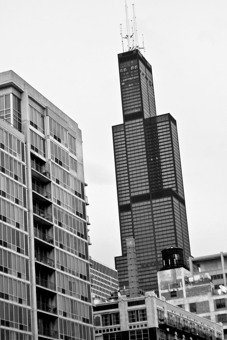 Photograph The SEARS Tower. by Carlos Martinez on 500px