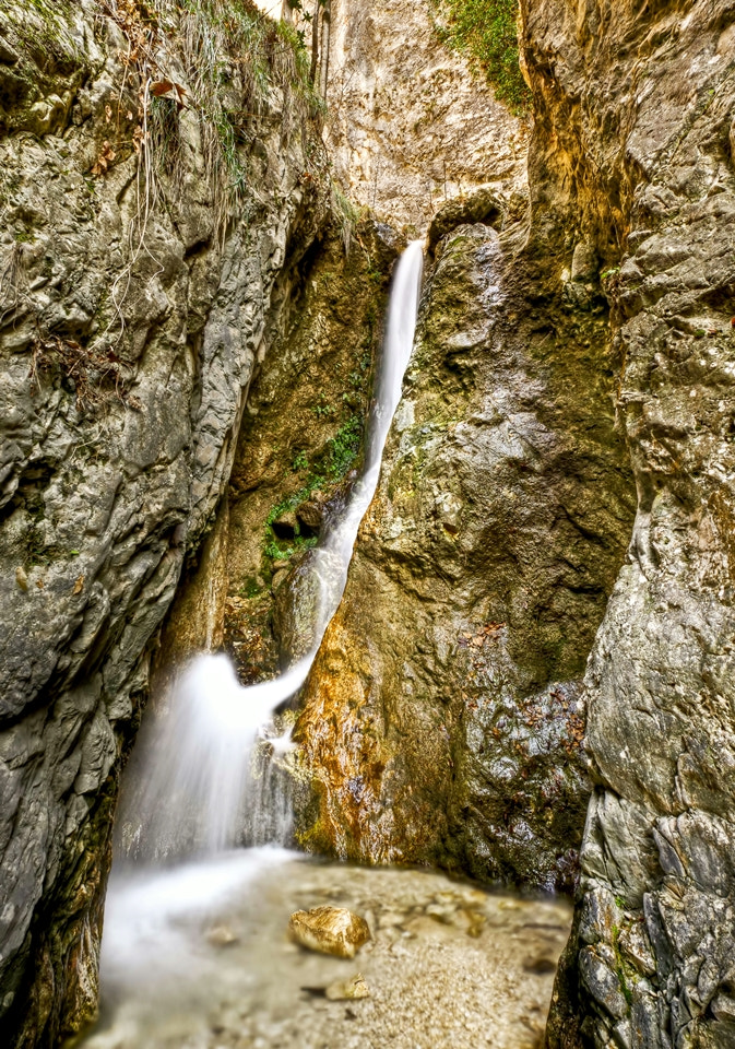 Photograph Small waterfall in the woods  by Giorgio Dalvit on 500px