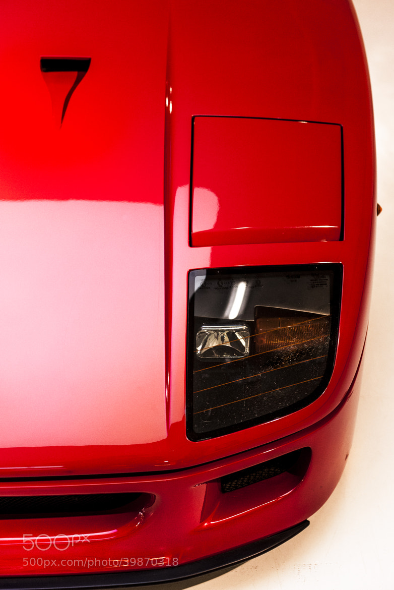 Photograph Ferrari F40 by Victor Eleutério on 500px