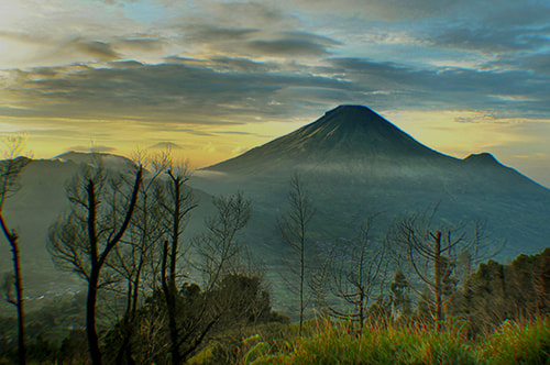 Photograph Sindoro Mountain by dicky hendrayana on 500px