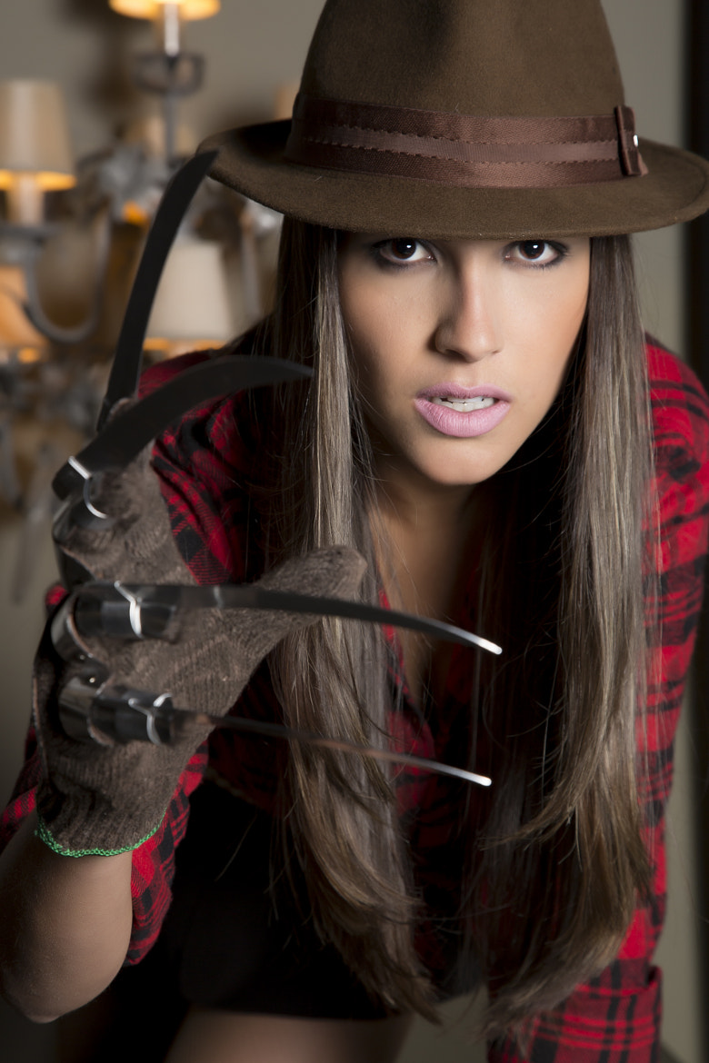 Photograph Freddy krueger - Vanessa by Jônatan Fernandez on 500px
