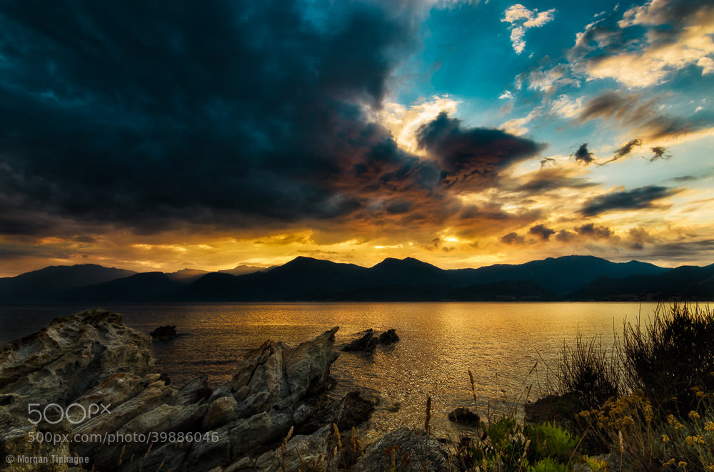 Photograph Baie de Saint-Florent by Morgan Tiphagne on 500px