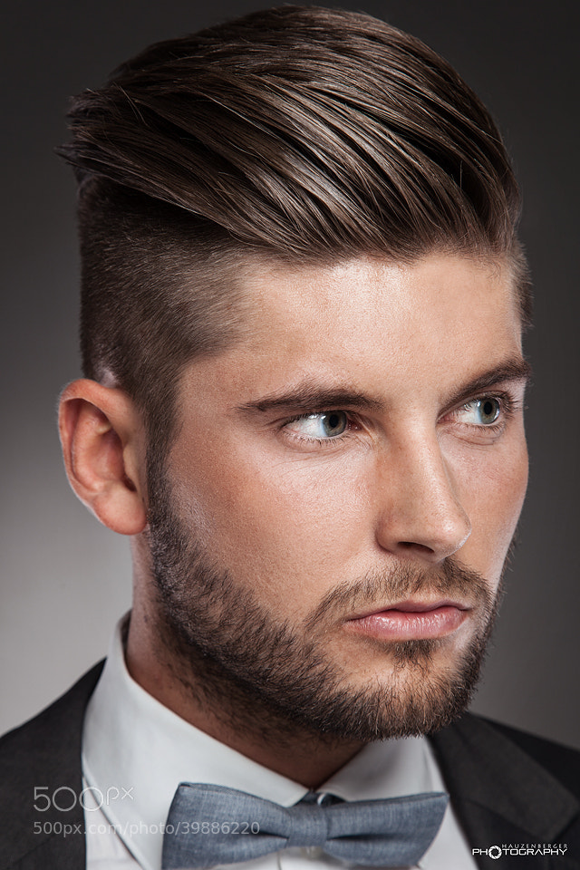 Photograph Hairstyle by Martin Hauzenberger on 500px