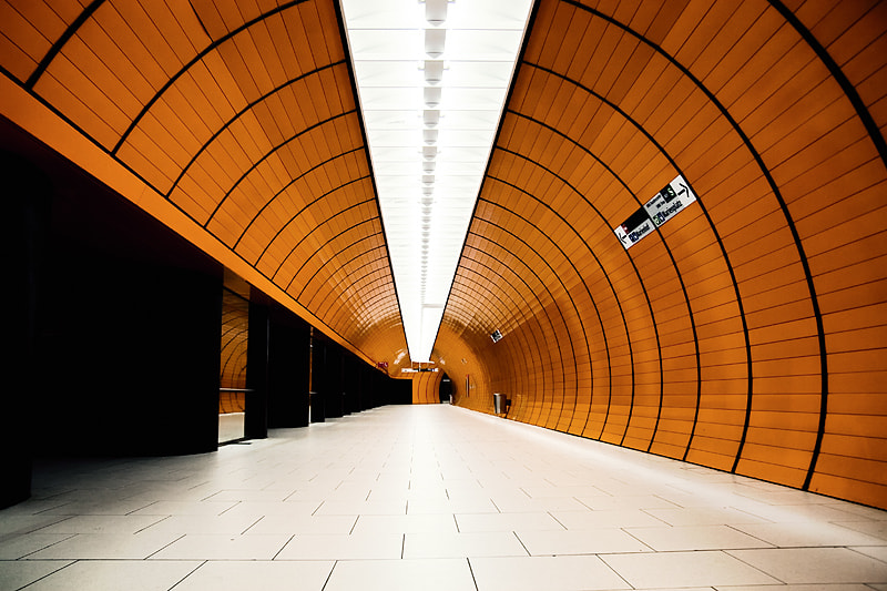 Photograph Tube by Roland Willinger on 500px