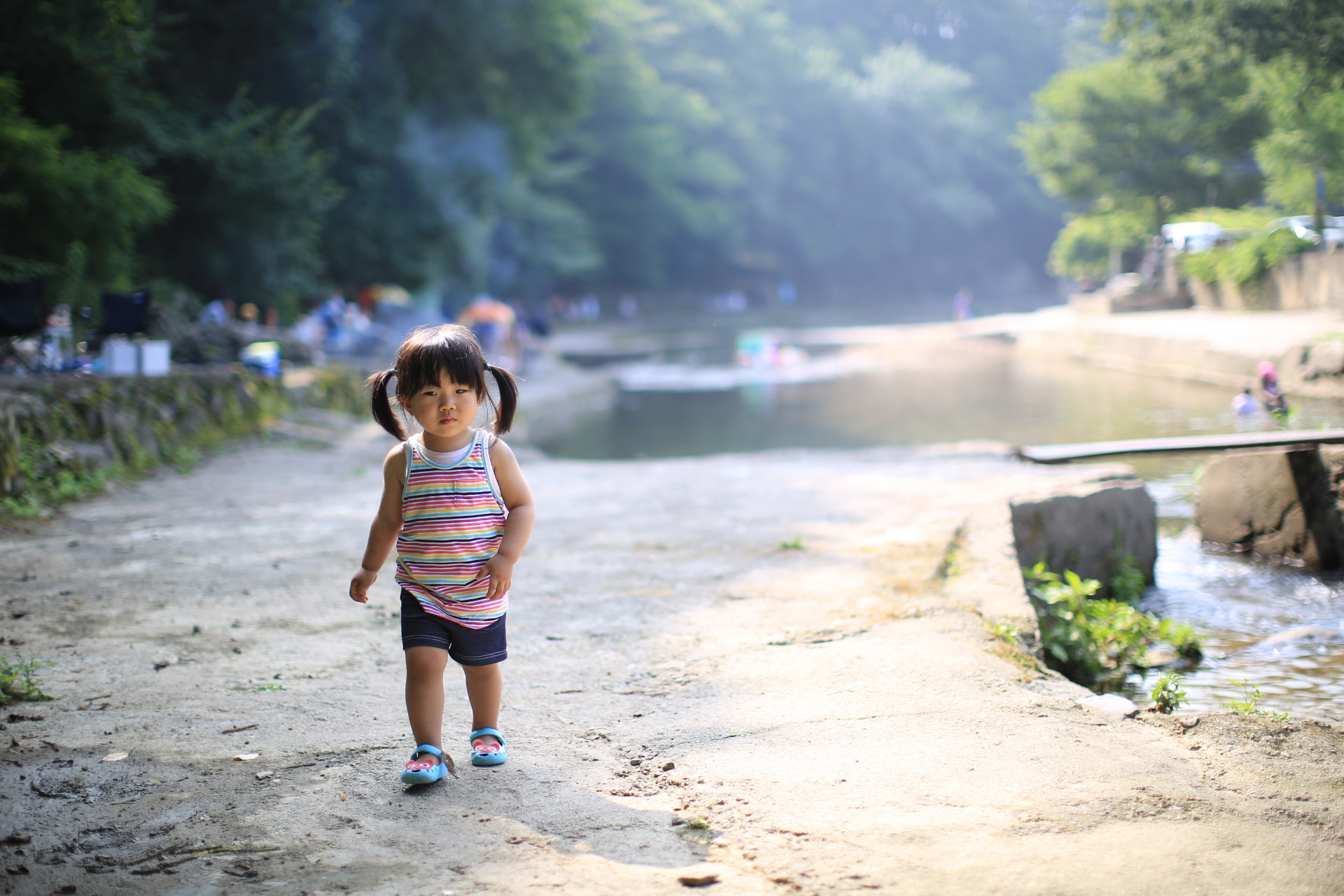 Photograph The girl in the valley by Dongwon Suh on 500px