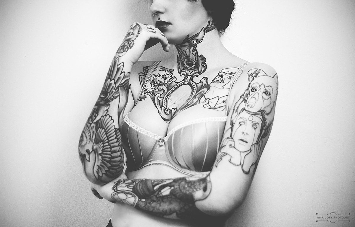 Photograph Tattoo Art by Ana Lora Photoart on 500px