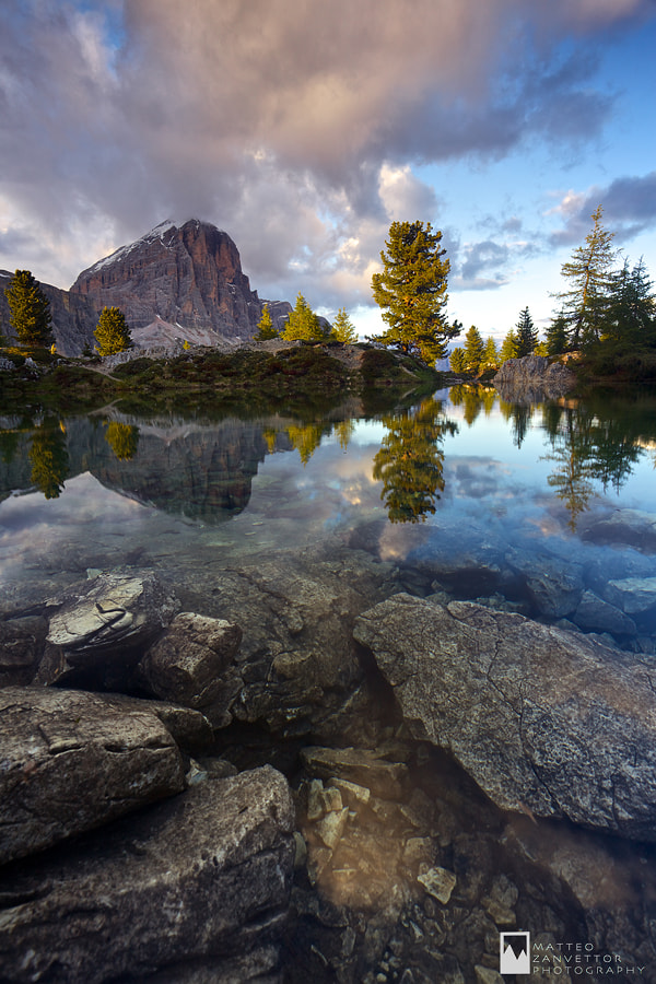 Photograph Touching Silence  by Matteo Zanvettor on 500px