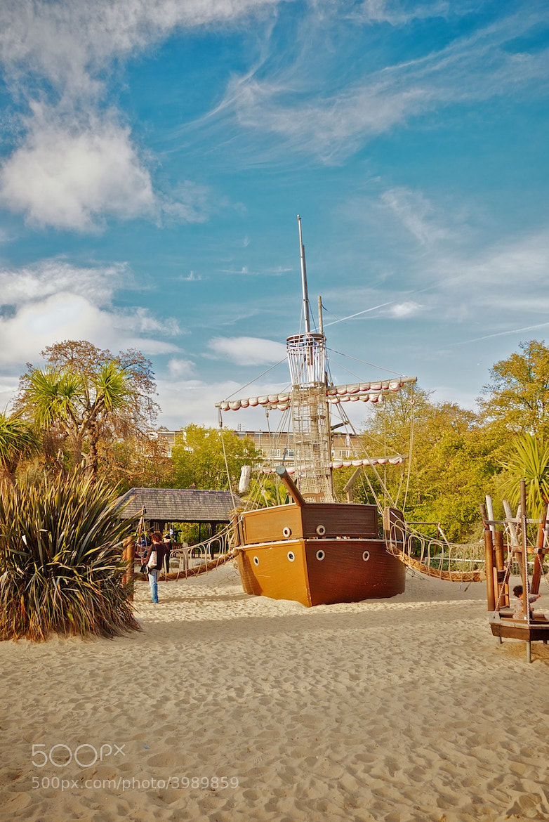 Photograph Hyde Park - Peter Pan Playground by Shane _ on 500px