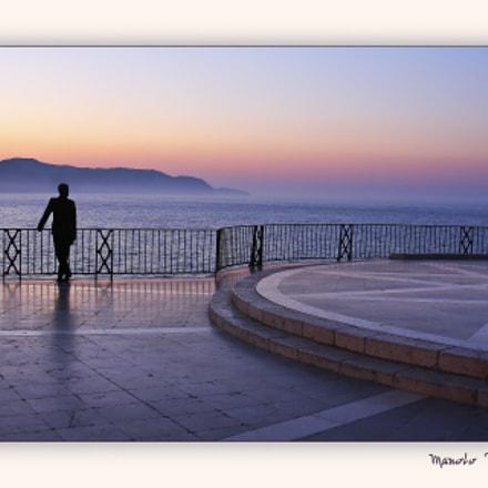 Sunrise on the Balcony of Europe