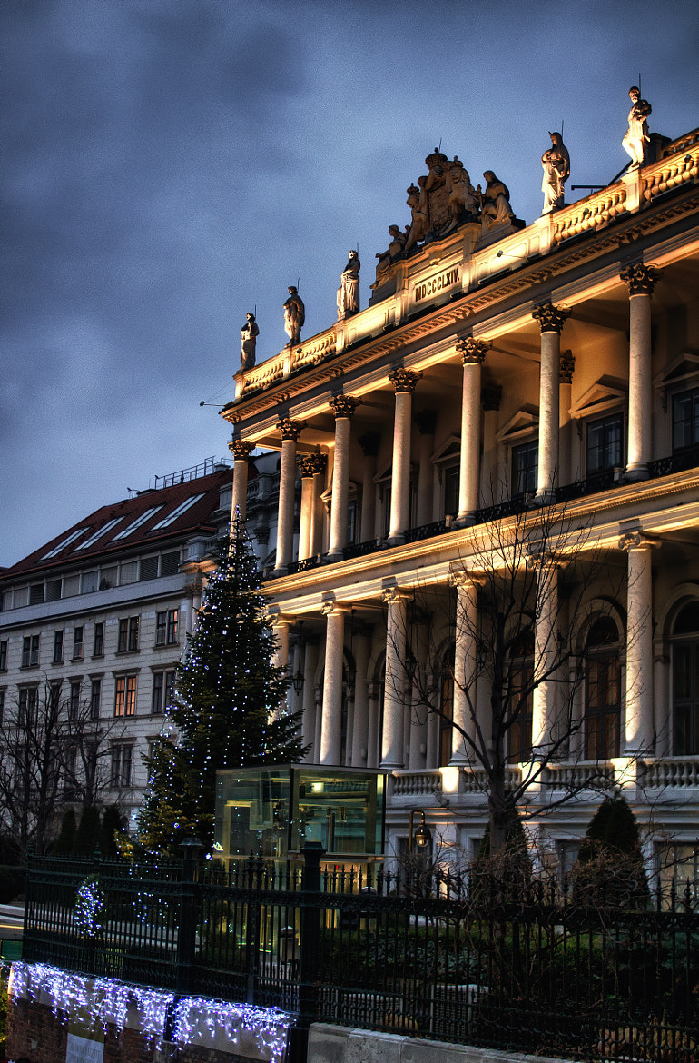 Photograph Palais Coburg by Stefan Steinbauer on 500px