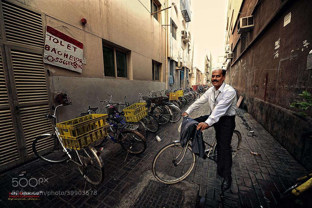 Photograph ''Mr. Qamar'' by refy delacruz on 500px